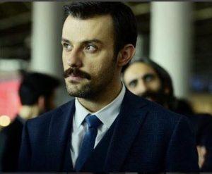 İstanbullu Gelin 5.Bölüm Fikret Takım elbise