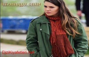 İstanbullu Gelin 7.Bölüm Süreyya Yeşil Trençkot