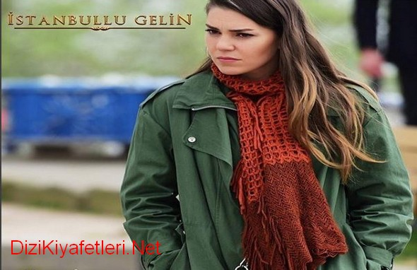 İstanbullu Gelin 7.Bölüm Kıyafetleri