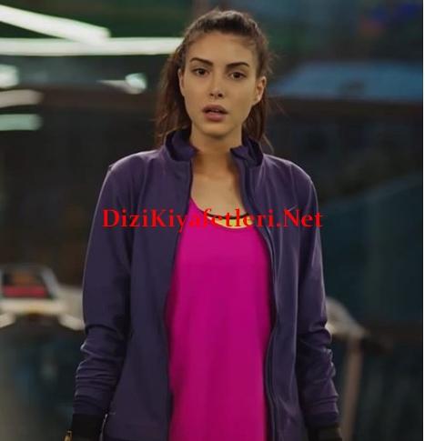 Fazilet Hanım ve Kızları 29.Bölüm Hazan sweatshirt