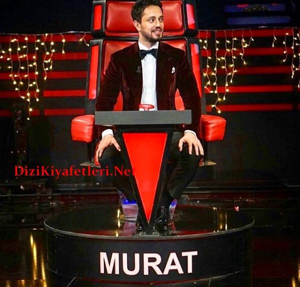 O ses turkiye yilbasi programinda Murat Boz takimi