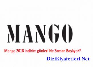 mango 2018 indirim gunleri