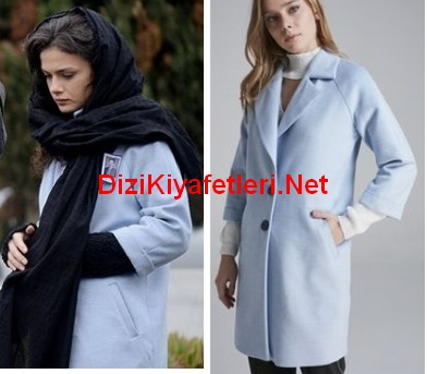 Siyah Beyaz Ask 19 Bolum Gulsum palto