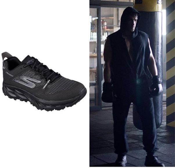 Siyah Beyaz Ask 22 Bolum Ferhat spor ayakkabi