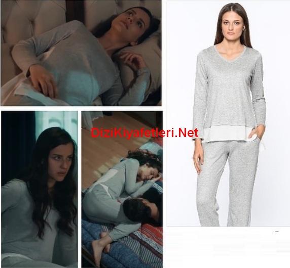Sen anlat Karadeniz 15 Bolum Nefes pijama