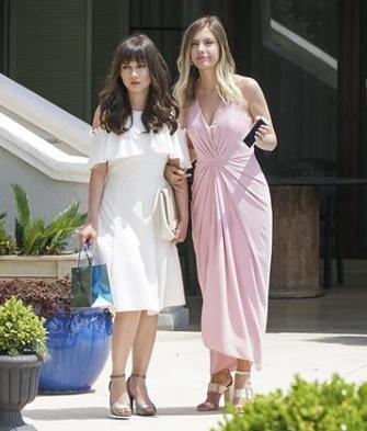 Yasak Elma 11 Bolum Zeynep beyaz elbise