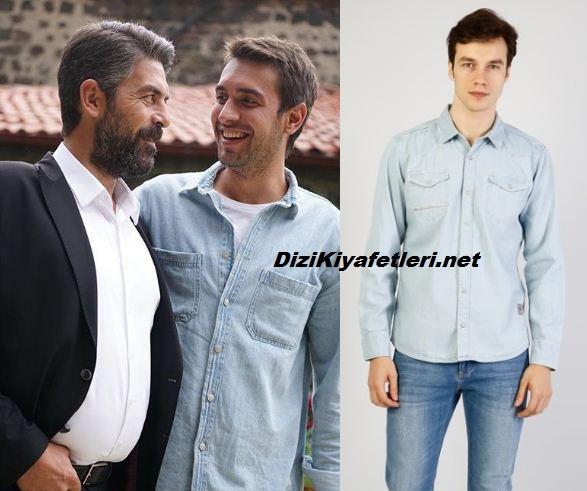 Sen Anlat Karadeniz Tahir gömlek