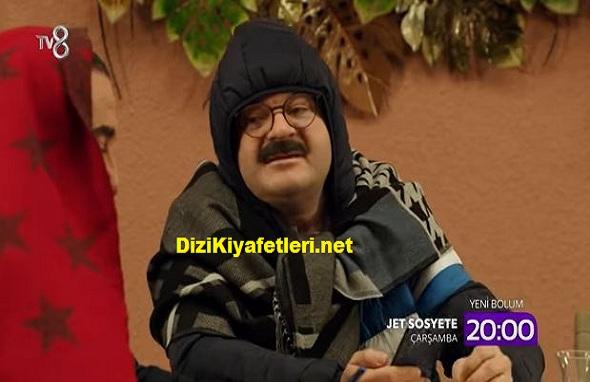 Jet Sosyete 2.Sezon 7.Bölüm Kıyafetleri
