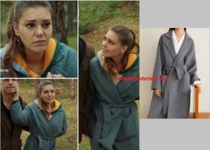 İstanbullu Gelin Süreyya palto