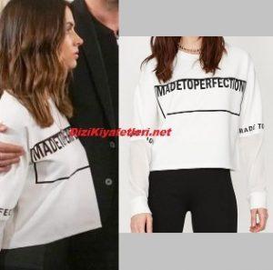 Lila sweatshirt