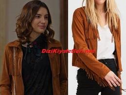 İdil kahverengi ceket