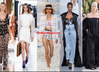 2019 Yaz Trend Kıyafetleri