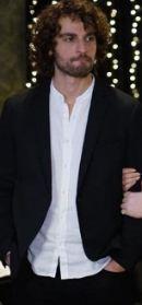 Berk siyah ceket