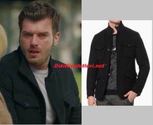 Kadir siyah ceket