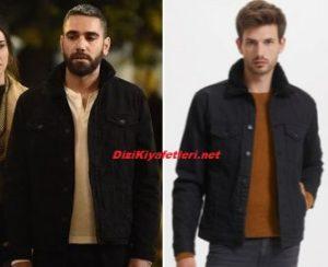 Vuslat dizisi Aziz siyat ceket