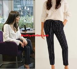 Yasak Elma Zeynep pantolon