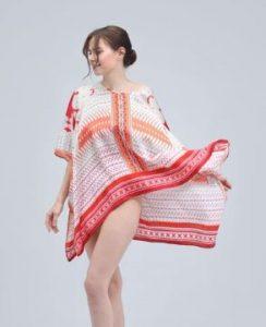 Mine tugay Giydiği Kimono