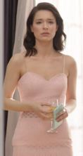 Yasak Elma Zehra elbise