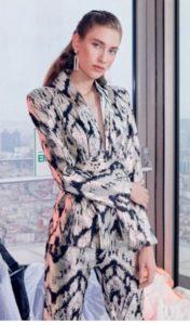 Zalim İstanbul dizisi Şenizin giydiği kıyafet