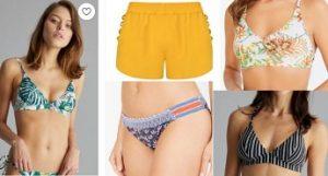 Penti bikini modası bu yıl çok renkli