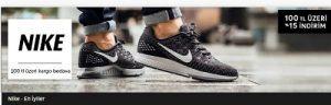 Trendyol Nike indirim Kampanyası