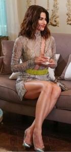 Yasak Elma Şahika elbise