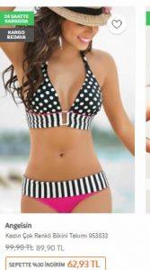 Trendyol bikini indirimleri