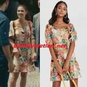 Canevim Ceylan elbise