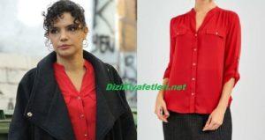 Çukur Damla Kırmızı Gömlek markası