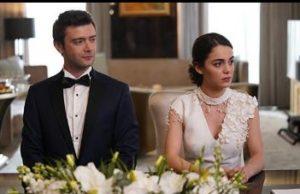 Aşk Ağlatır Ada beyaz nikah elbisesi
