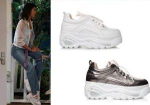 Her Yerde Sen Aybuke Pusat Ayakkabı markası