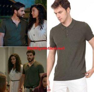 Hercai Miran Polo tişört