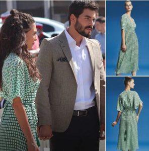 Hercai Reyhan Elbise markası
