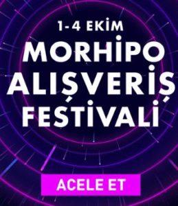 Morhipo Alşışveriş Festivali