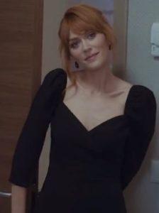 Mucize Doktor Beliz Siyah elbise
