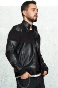 Murat Boz Deri Ceket markası