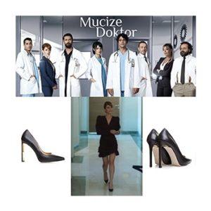 mucize doktor Beliz Topuklu ayakkabı