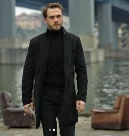 Çukur Yamaç siyah ceket markası