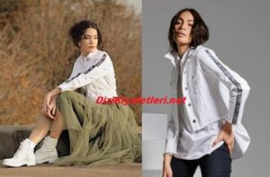 Çukur dizisi Nehir ceket markası