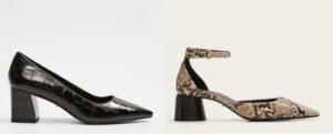 Mango Topuklu Ayakkabı