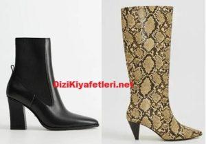 Mango Yeni Szon Çizme Modelleri