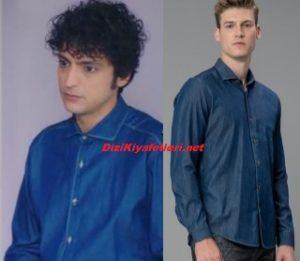 Mucize Doktor Ali Vefa mavi gömlek