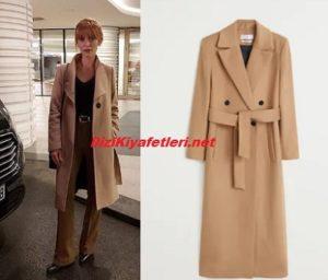 Mucize Doktor Beliz Palto markası