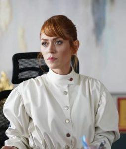 Mucize Doktor Beliz beyaz elbise markası