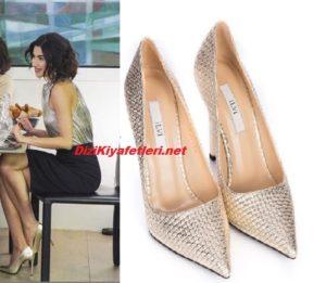 Yasak Elma Sahiha topuklu ayakkabi markasi
