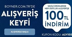 Boyner 100 tl indirim