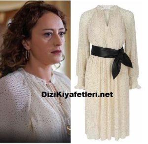 Sefirin Kızı Muge elbisesi