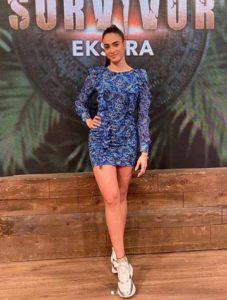 Melisa Emir Bayer elbisesi