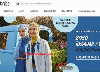 Modanisa indirim Kampanyaları