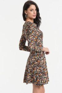Morhipo cicekli elbise